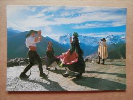 38679 PC: FRANCE:  COUSERANS  Danse Typique De La Region Du Biros, La Castagne. - Unclassified