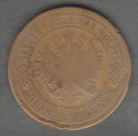 RUSSIA 5 KOPEKS 1874 - Russia