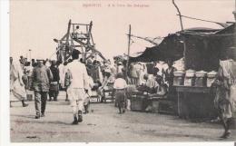 DJIBOUTI A LA FOIRE DES INDIGENES (ANIMATION) - Dschibuti