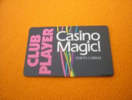 Greece - Thessaloniki Porto Carras Hotel & Casino Magnetic Slot Card - Casino Cards