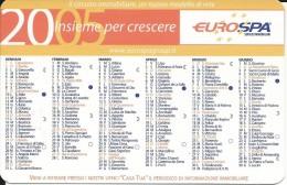CAL084 - CALENDARIETTO 2005 - EUROSPA - Calendari