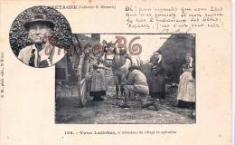(22) Yvon Leclohec - Le Rebouteux Du Village En Opération - Très Bon état - France