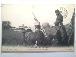 Campagne De 1914-1915, Défense D'un Camp D'aviation - War 1914-18