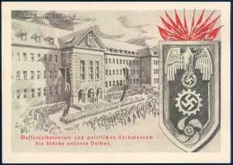 Privat-Ganzsache-Postkarte PP126 E3 Von Deutsches Reich, Ungebraucht - Allemagne