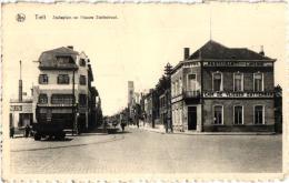 9 Postkaarten Langemarck Marck Maele Loppem Outrijve Ooigem Nieuwkapelle Tielt HERBERG IN DEN OS - Wielsbeke
