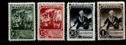 Russia 1941 806-8o9 MNH - Nuovi