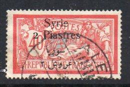 Syrie N°135 Oblitéré Alep - Used Stamps