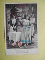 La Fille Du Tambour Major. - Theatre