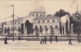 Exposition Coloniale De Marseille Palais de Madagascar