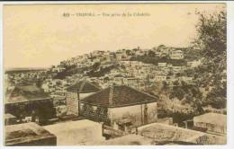LIBAN  Tripoli  Vue prise de la Citadelle
