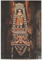 Caltagirone, Catania, San Giacomo,  Marcofilia, Annullo Postale, Religioso