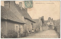 49 - SERMAISE - L'ancienne Abbaye - 1906 - Other Municipalities