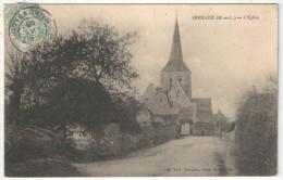 49 - SERMAISE - L'Eglise - 1906 - Other Municipalities