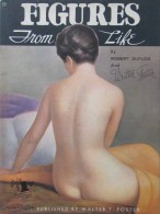 FIGURES FROM LIKE - Robert DUFLOS And Walter T. FOSTER - N° 19 -   ( COMMENT DESSINER Et PEINDRE - LE NU ) (3763) - Schone Kunsten