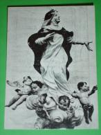 S.CATERINA da Siena - Chiesa Parrocchia S.Ambrogio - VARAZZE, Savona,Liguria - santino