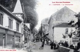 C1748 Cpa 65 Capvern - La Grande Rue - Frankreich