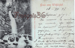 Allemagne - Graus Aus Wölfelsfall 1898 - Good Condition - Ehemalige Dt. Kolonien