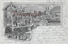 Autriche - Gruss Aus Dem Stiftskeller In Klosterneuburg  - Good Condition - Autriche
