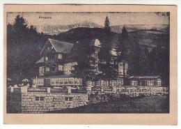 KARPACZ -   postcard   used   ( L 211 )