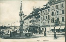SUISSE BASEL / Filchmarkt / - BS Bâle-Ville