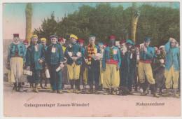Gefangenenlager Zossen-W�nsdorf, Mohammedaner, Feldpost, 2. Garde-Regiment zu Fuss