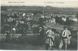 15 - MAURIAC -  Vue Générale (impeccable) - Mauriac