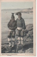 Eskimo-Mädehen In Egedesminde, Grönland - Groenland