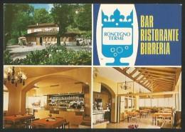 RONCEGNO TERME Bar Ristorante Birreria Brrollo Luigi E Wilhelmina - Trento