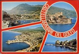 Castellamare Del Golfo - 14 - Formato Grande Viaggiata - Palermo