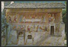 COGOLO Val Di Sole Chiesetta Monumentale Con Affreschi Trento 1985 - Trento