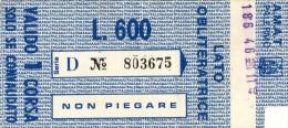 PALERMO AMAT COLORE BLU LIRE 600