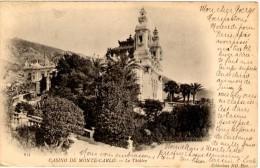 Casino De Monte-Carlo - Le Theatre - Monaco