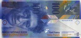 Switzerland 100 Francs (P72) 2007 -UNC- - Suiza