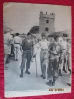 Sontay  Vietnam   1952 + Grace Kelly - Alte Papiere