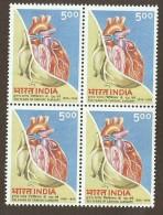 Biologie Biology Medical Science Sante Sciences Humaine Heart Coeur Cardiac Cardiaque Surgery Chirurgie India Inde 1996 - Salute