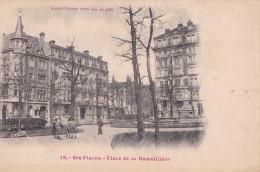 ST ETIENNE  PLACE DE LA BADOUILLERE(dil21) - Saint Etienne