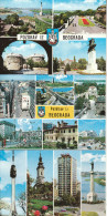 Serbie - Belgrade : Ses Différents Aspects (3 Cartes Postales) - Serbia