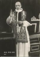 S.S. PIO XII - Popes