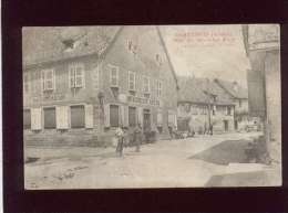67 Chatenois Rue Du Maréchal Foch édit. Weick N° 12518, Brasserie Speth , Animée - Chatenois