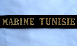 Marine Ruban Bande L�gend� de Bachi MARINE TUNISIE