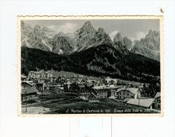 S.MARTINO DI CASTROZZA-1955-TASSATA-!!!!!!! - Trento