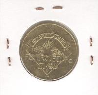 Jeton Futuroscope - 10ème Anniversaire - Touristiques