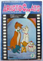 RARE ALBUM Pas PANINI AGEDUCATIFS 1971 LES ARISTOCHATS Presque COMPLET Manque Son Rare Poster (2) - Altri