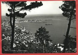 CARTOLINA VG ITALIA - TRIESTE - Panorama - 10 X 15 - ANNULLO BOLOGNA 1963 - Trieste