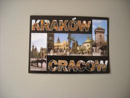 POLOGNE KRAKOW CRACOVIE ST. MARY'S CHURCH