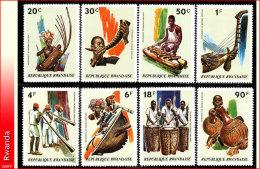 Rwanda 0519/26*  Musique  H
