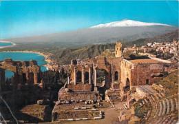 TAORMINA TEATRO GRECO  LA SCENA / THEATRE GREC LA SCENE - Otras Ciudades