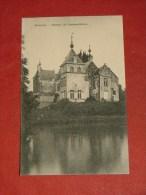 WEMMEL  -  Château De Limburg - Stirum      -  (2 Scans) - Wemmel