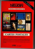 Neudin Catalogue 1985 Dédicacé Autographe  Peu Lu état Superbe - Libri