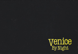 VENEZIA - Venice By Night - 1989 - Venezia (Venedig)